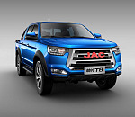The new T8 double-cab the bestseller in the local JAC Motors stable