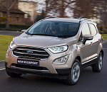 Explore Gqeberha and SA's other renamed destinations in the Ford EcoSport