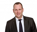 Daniel Härter will take over as new Head of the Off-Highway and Test Systems Business Unit as of April 1
