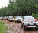 Pajero Sport shows its prowess in epic adventure